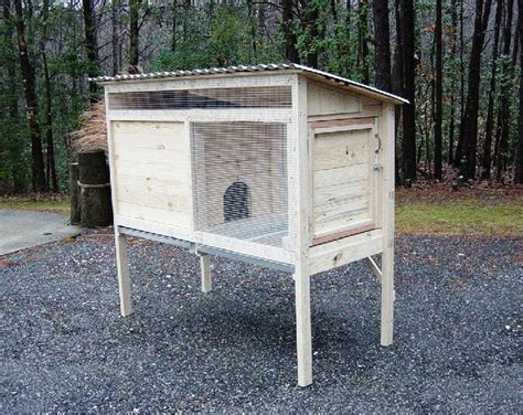 Creative Rabbit Hutches - best 25 rabbit hutch plans ideas on