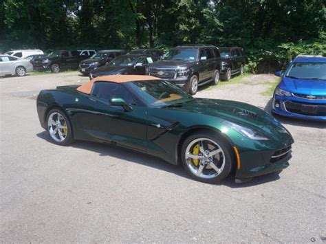 Green Chevrolet Corvette For Sale Used Cars On Buysellsearch