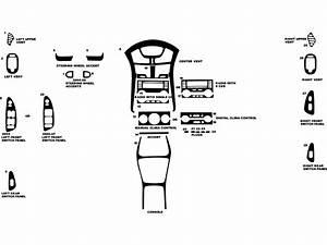 2004 Chevrolet Malibu Dash Kits