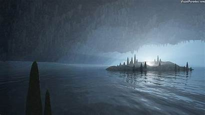 Paradox Visual Wallpapers Cavern 3d Requires Licensing