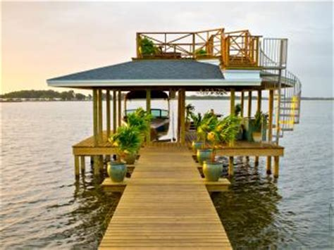 How To Build A Boat Dock Out Of Wood by Docked Out Diy