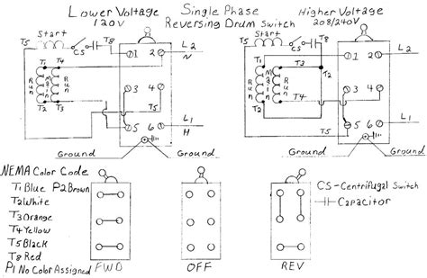 230 Single Phase Diagram by Horton C2150 Wiring Diagram Wiring Diagram And Schematic