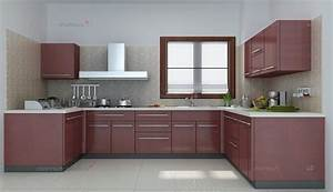 u shaped modular kitchen design nano at home With u shaped modular kitchen design