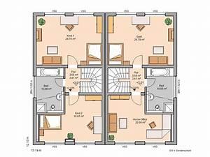 Grundriss 2 Familienhaus : doppelh user floor plans house home ~ A.2002-acura-tl-radio.info Haus und Dekorationen
