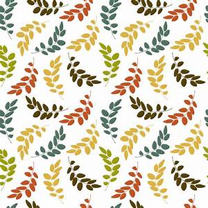 Leaf design wallpaper : Leaf pattern seamless wallpaper free stock photo public