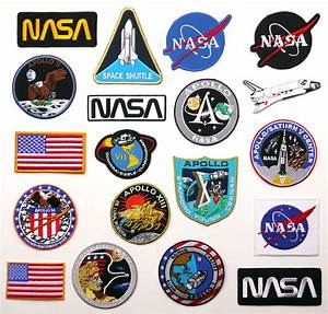 NASA Apollo Mission / Shuttle PATCH SERIES - Great Prices ...