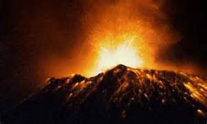 Yellowstone Super Volcano Eruption