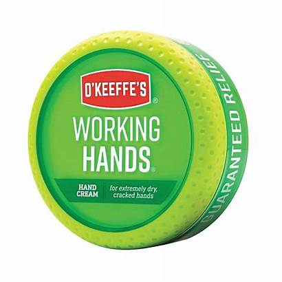Hands Working Cream Tub Oz Keeffe