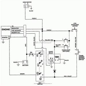 Kohler Key Switch Wire Diagram 4