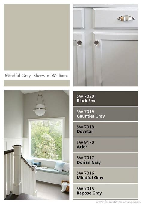 best sherwin williams gray paint colors for kitchen cabinets sherwin williams mindful gray color spotlight bhg home 253 | 56de6fd0c710fd28884270e37627c4a2 neutral paint colors gray color
