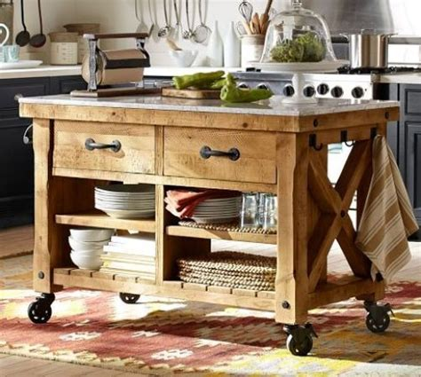 how to build a portable kitchen island 1000 ideas about portable kitchen island on