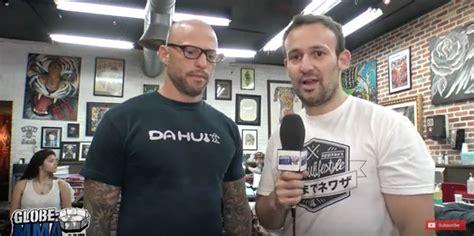 ami james interview interview d ami james le c 233 l 232 bre tatoueur de miami ink