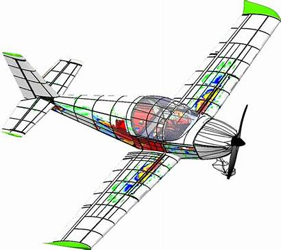 Sonaca Aircraft 200 Fatigue Analysis Sonia Structure