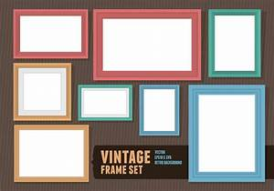 Blank Picture Frame - Download Free Vector Art, Stock