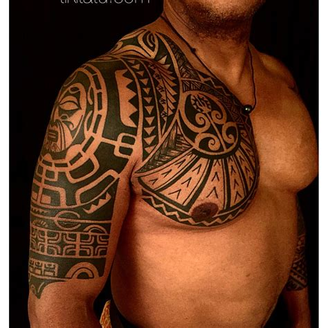 pin  brian ward  polynesian tribal tattoos
