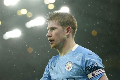 Manchester City Star Kevin De Bruyne Could Miss Up To Six ...