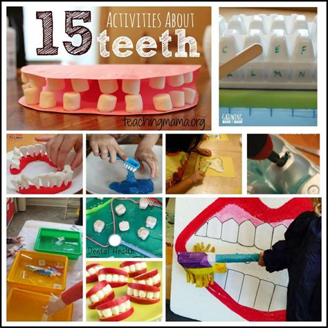 15 activities about teeth for preschoolers february is 415 | 2ed862d0bd28f6bf71d7cad8eca8a2f7