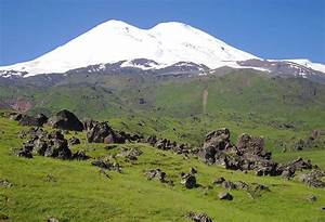 Elbrus, the Highest Mountain of Russia, a photo from ...
