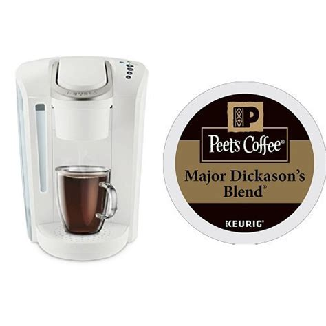 Read about their experiences and share your own! Keurig K-Select Coffee Machine and 32ct Peet's Coffee ...