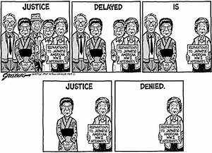 Image result for justice delayed is justice denied essay