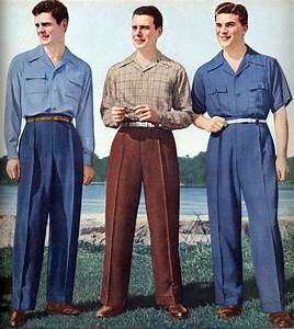 1940s mens fashion - Google Search | 1940s Style(s ...