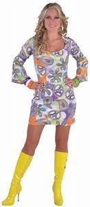 80er Jahre Kostüm Damen : 70er 80er jahre kleid kost m flowerpower damen party hippie hippy hippiekost m ebay ~ Frokenaadalensverden.com Haus und Dekorationen