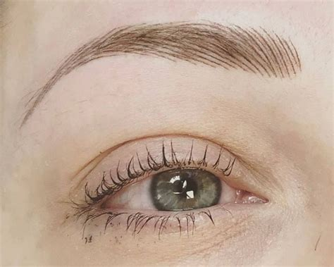 super defined brow styles permanent