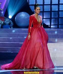 Miss Universe 2012 Olivia Culpo sexy shots