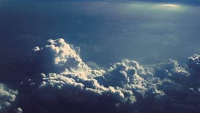 Clouds Awesome Above Cloud Rain Nature Wallpapers