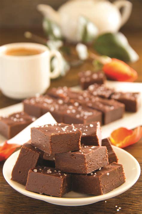 caramels au chocolat  beurre sale des bonbons fondants