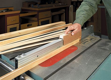 ripping essentials woodworking project woodsmith plans