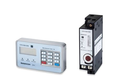 Cpx 1000-din Single-phase Meter