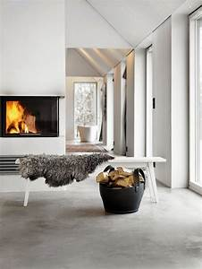 Kamin Im Wohnzimmer : wohnzimmer ideen farbe mit ofen im winter ~ Michelbontemps.com Haus und Dekorationen