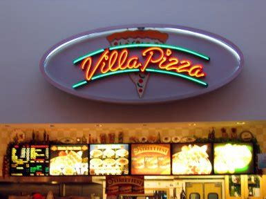 villa pizza in roseville ca photos description