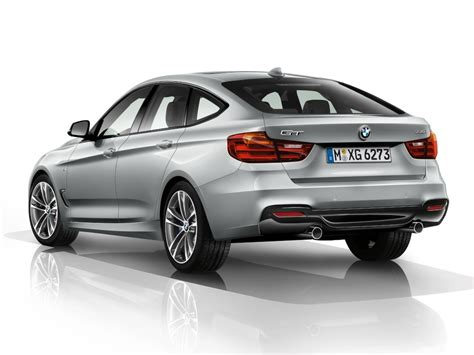 Bmw 3 Series Gt Revealed In Leaked Photos