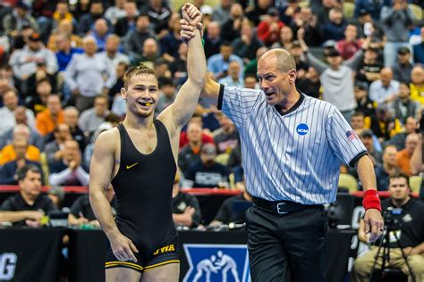 bid spencer claims ncaa chionship finals bid the