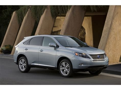 2012 Lexus Rx Hybrid Prices, Reviews And Pictures