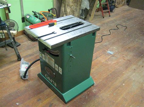 grizzly cabinet saw review review the grizzly g0478 2 hp hybrid cab saw by wouldi