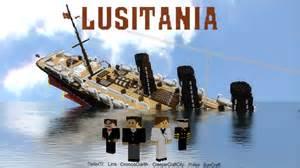minecraft lusitania der