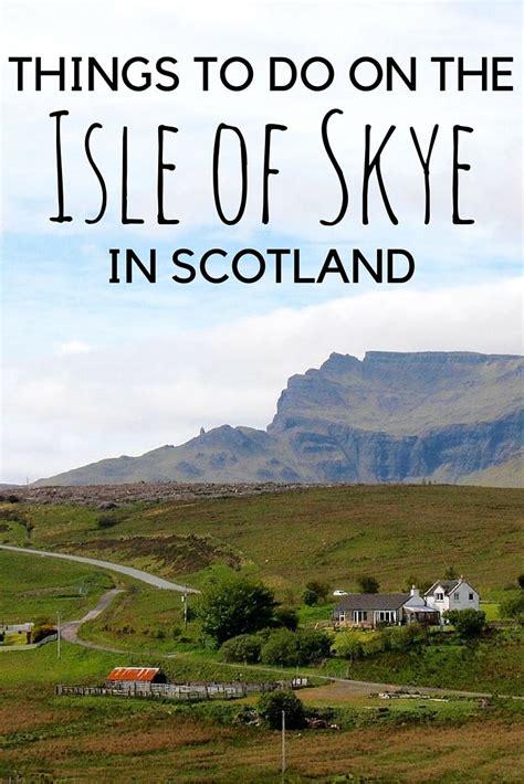 Best 25 Skye Scotland Ideas On Pinterest Places In