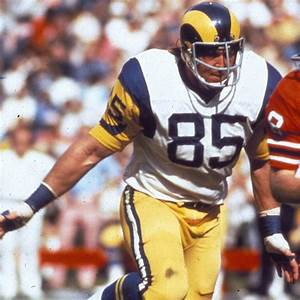los angeles rams of famers pro football of