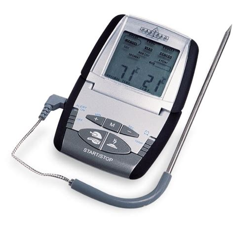 sonde de temperature cuisine thermo sonde de cuisson mastrad thermomètres de cuisine