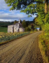 France Country Lane