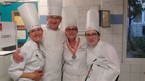 Hotellerie Concours De Cuisine Lycée Cgm Cuisine 2017 Des Interviews Des Candidats Et Un Jury