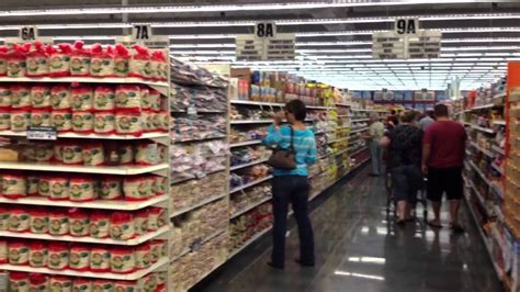 WinCo Foods grand opening in Phoenix! - YouTube