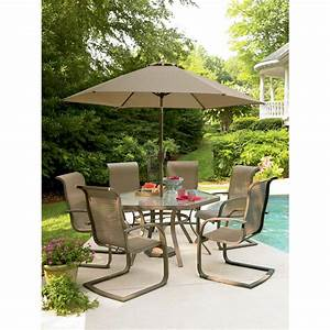 Garden Oasis Harrison Patio Furniture; Garden Oasis Bar ...