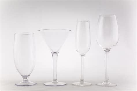 Acrylic Drinkware Rentals