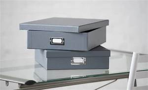 cr gibson office organizers With document box with lid