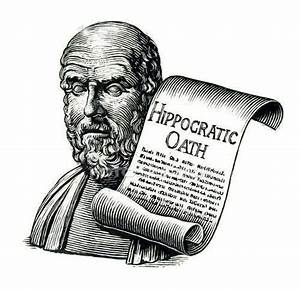Hippocrates Didn't Write The Oath, So Why Is He The Father ...