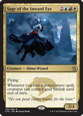 Jeskai Clan Cards  Magic Spoiler  Latest Mtg Visual Spoilers